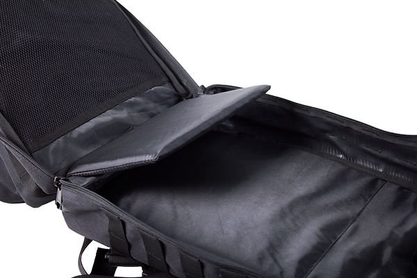 CHK-Rucksack-MK1-Medium-schwarz-detailof