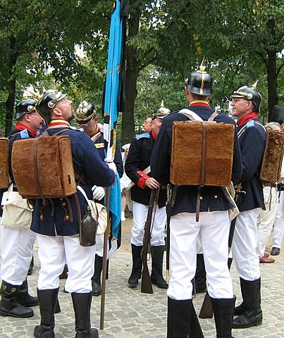 Tornister-Kaiserliche-Armee