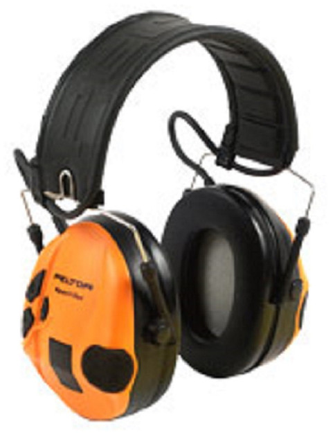 3M Peltor SportTac Kapselgehörschutz Orange