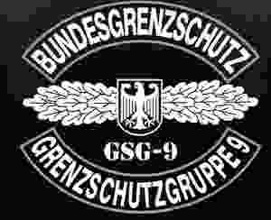 Bundespolizei Logo