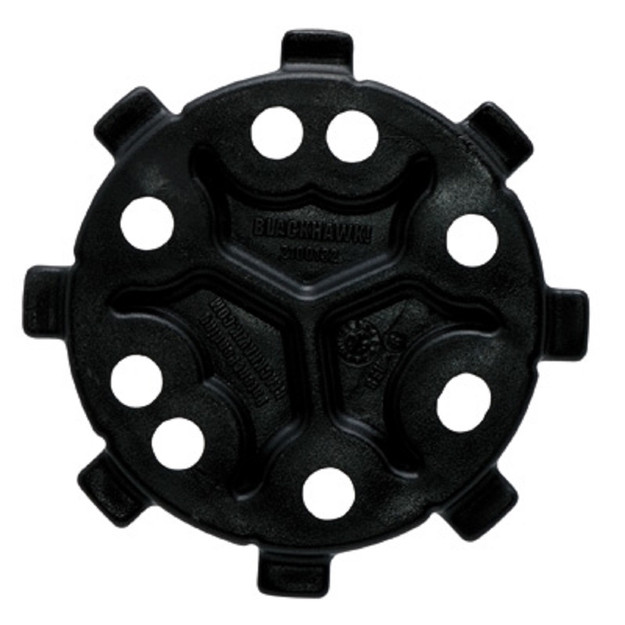 Blackhawk SERPA Schnelltrennsystem Male-Scheibe Schwarz
