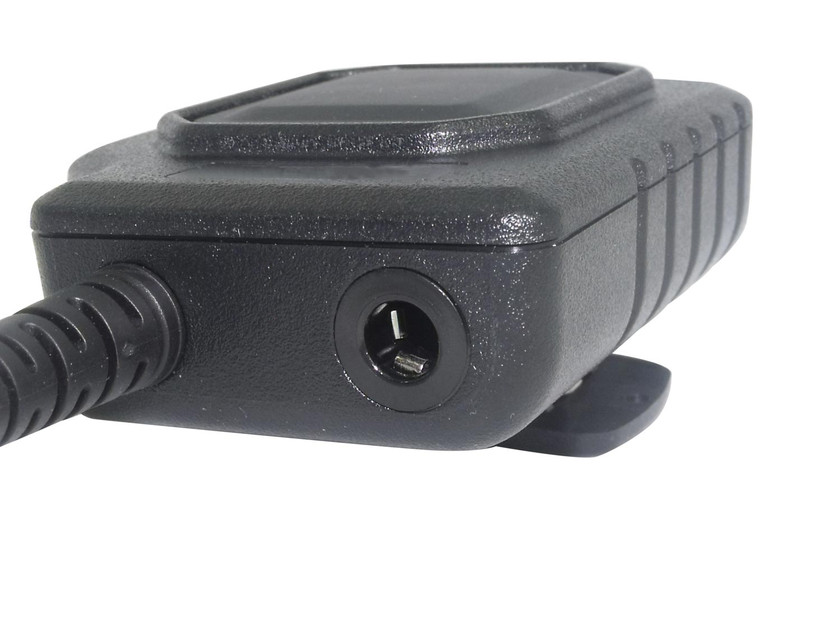 Comhead PTT Motorola M M12 M15 Adapter Unterseite