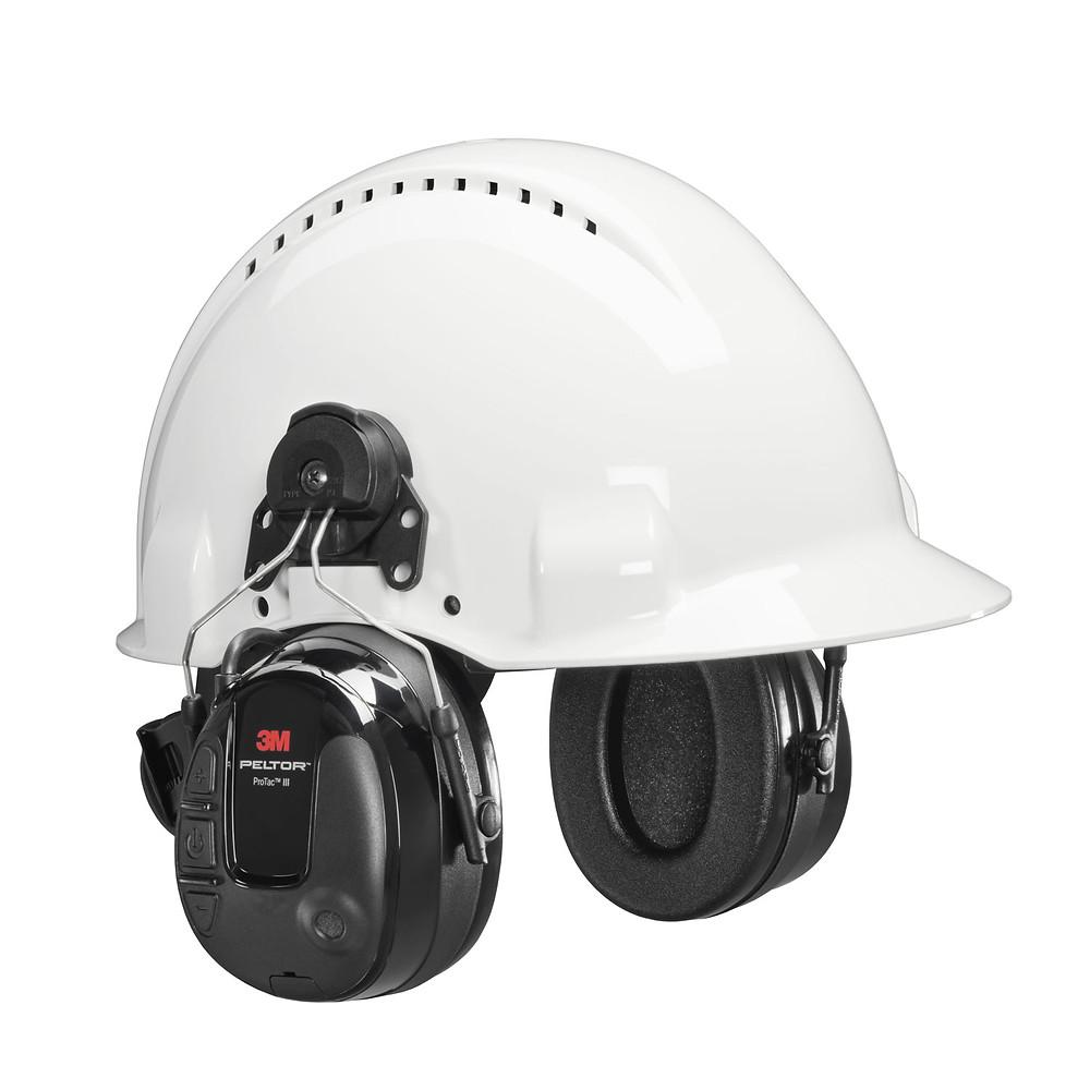 3M Peltor ProTac III Headset Standard Helmadapter