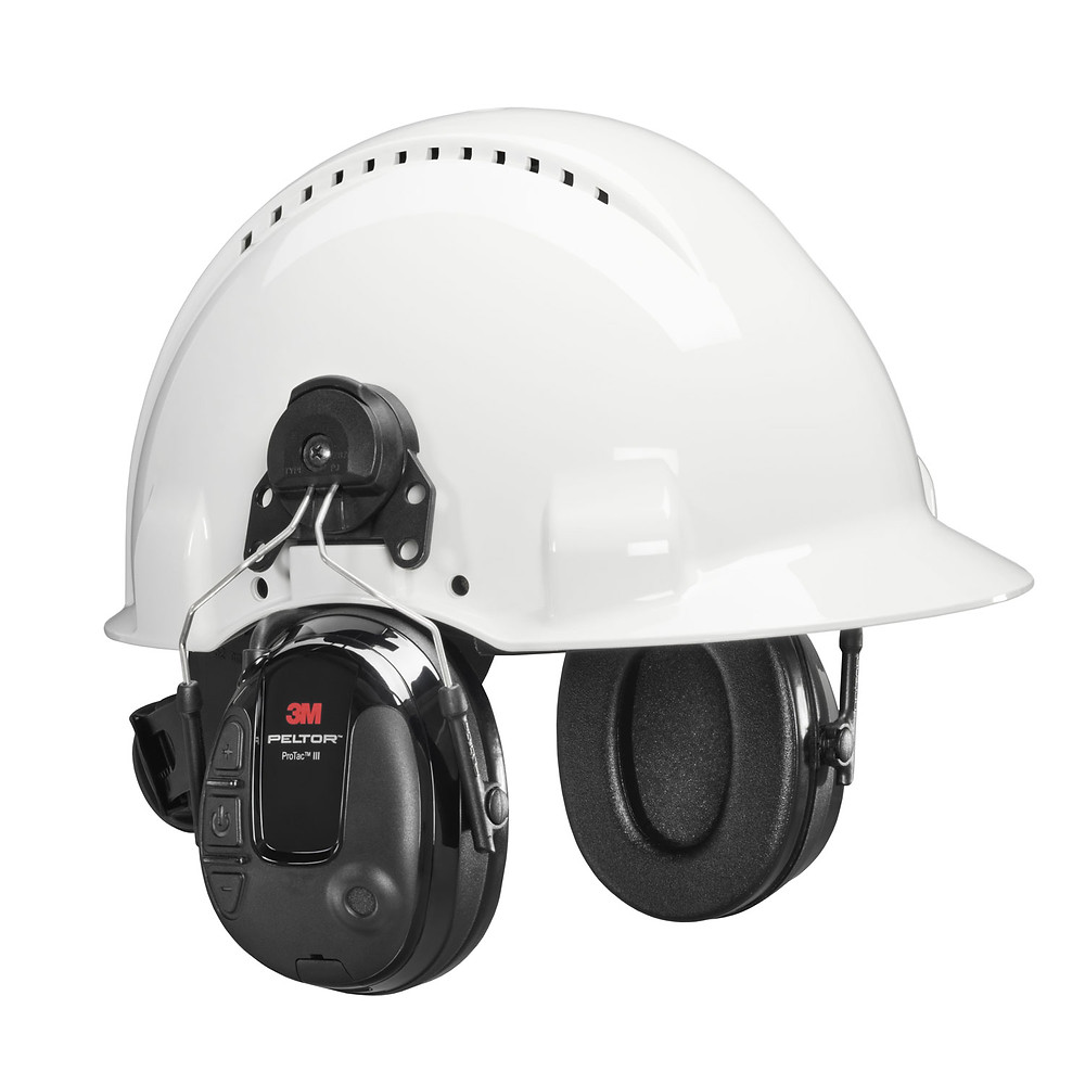 3M Peltor ProTac III Headset Slim Helmadapter