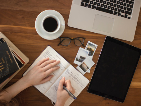 Top tips for studying at home