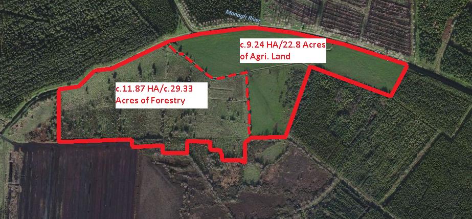 Castlejordan (Forestry & Agri)