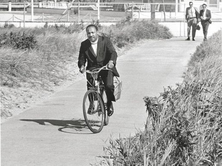 MLK, Civil Rights, and the Bike Movement