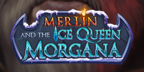 Merlin And The Ice Queen Morgana Slot By Play'n Go Announcement