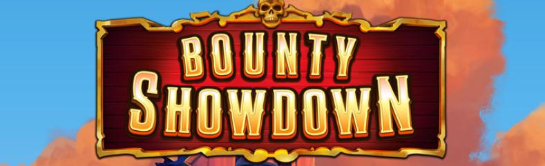 Bounty Showdown Slot Fantasma Genius Gambling