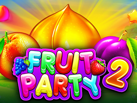 Fruit Party 2 Slot Details Releasing 05/08/2021