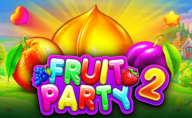 Fruit Party 2 Slot RTP Max Win Big Win Volatility Pragmatic Play Genius Gambling
