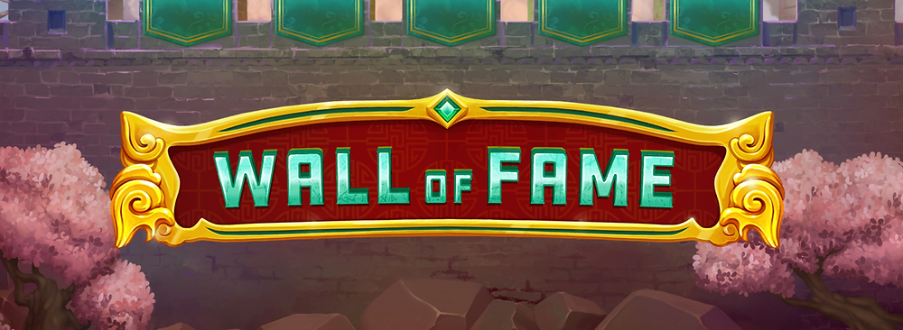 Wall Of Fame iSoftBet Preview First Look Genius Gambling