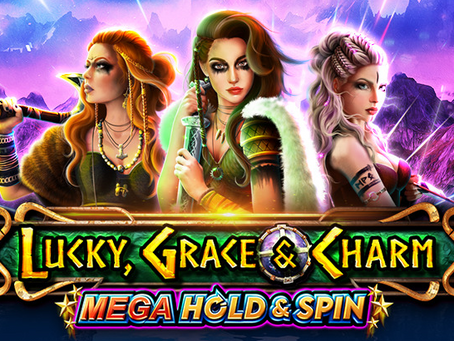 Lucky Grace And Charm, Slot Announcement by Pragmatic Play Releasing 15/07/2021