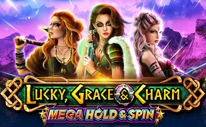 Lucky Grace and Charm Mega Hold And Spin Slot Pragmatic Play Genius Gambling