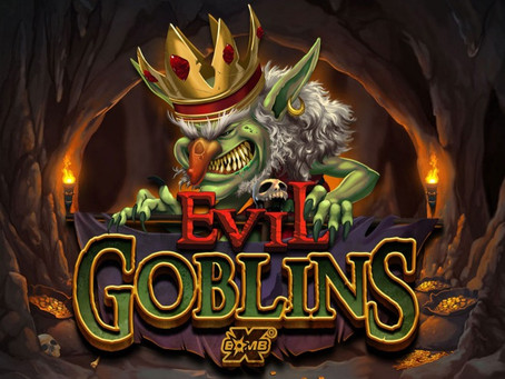 Evil Goblins xBomb Slot By Nolimit City Preview