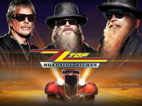 ZZ Top Roadside Riches Preview By Play'n Go Releasing 05/08/2021
