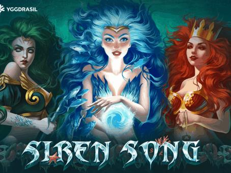 Siren Song Slot By TrueLab Games Releasing 05/08/2021