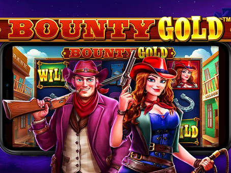 Bounty Gold Slot By Pragmatic Play Announcement