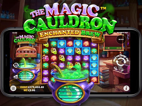 The Magic Cauldron Enchanted Brew, Full Preview Releasing 27/05/2021