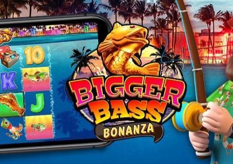 Bigger Bass Bonanza Slot Preview By Pragmatic Play Releasing 16/09/2021