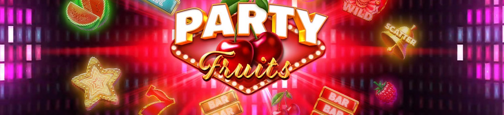 Party Fruits Slot Review By Leap Genius Gambling