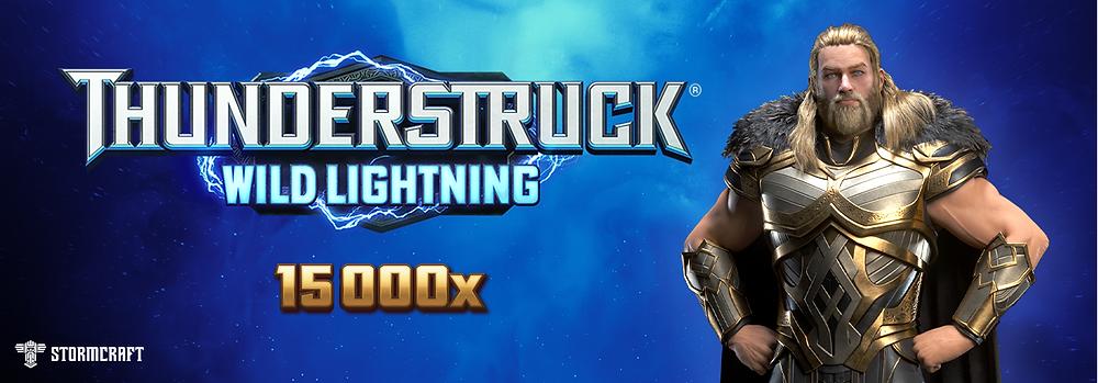 Thunderstruck Wild Lightning Slot Stormcraft Studios Genius Gambling