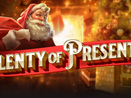 Plenty Of Presents Slot By Just For The Win Review