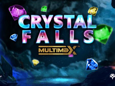 Crystal Falls Multimax Slot By BulletProof Games Releasing 15/07/2021