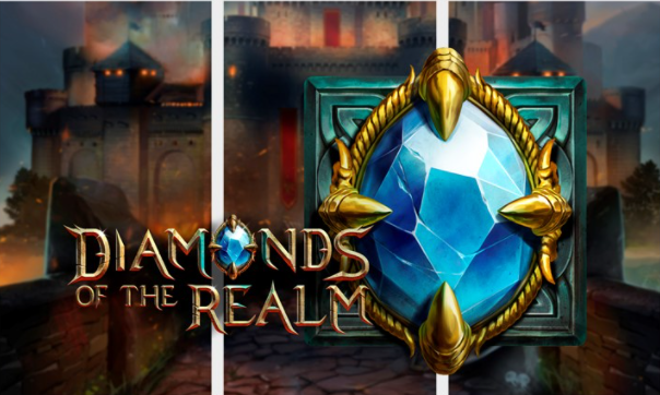 Diamond of the realm play'n go sword and the grail 2 genius gambling