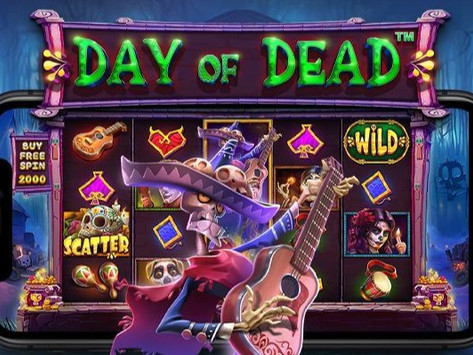 Day Of Dead Slot By Pragmatic Play Review