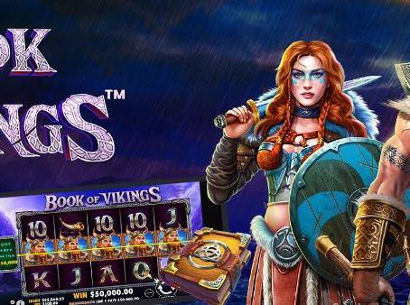 Book Of Vikings 22/07/2021 Pragmatic Play First Look