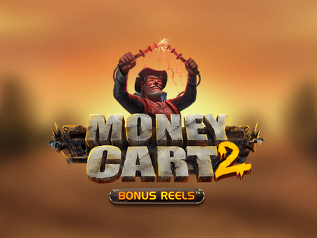 Money Cart 2 Slot By Relax Gaming The Next Money Train Sequel?