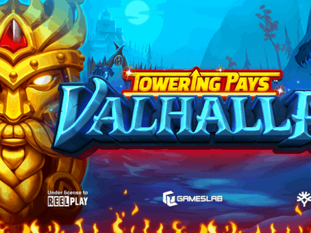 Towering Pays Valhalla Slot By Games Lab Releasing 30/08/2021