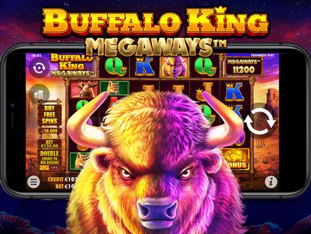 Buffalo King Megaways, Pragmatic Plays New Spin On A Classic Slot!