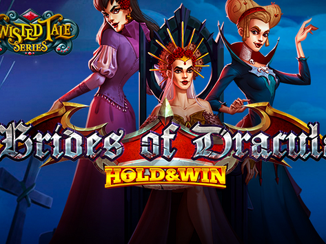 Brides of Dracula Hold & Win Slot Preview By iSoftBet