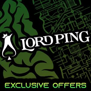Lord Ping 100% match deposit bonus genius gambling