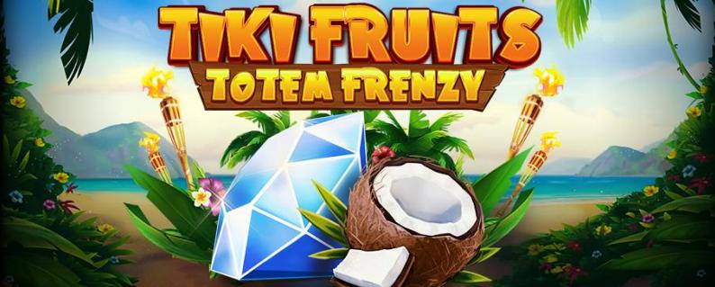 Tiki Fruits Totem Frenzy Slot Genius Gambling