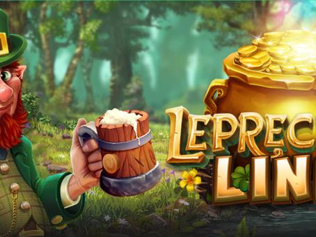 Leprechaun Links Slot By Slingshot Studios Announcement