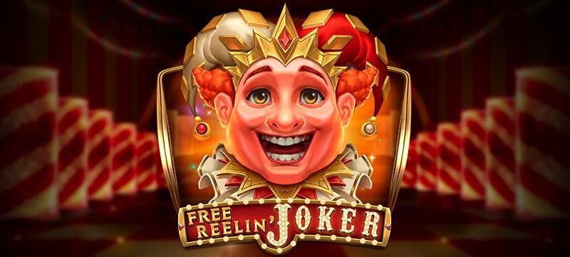 Free Reelin' Joker Play'nGo Logo Genius Gambling