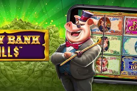 Piggy Bank Bills Slot By Pragmatic Play Review