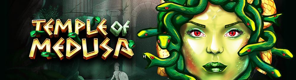 Temple Of Medusa Slot Genius Gambling