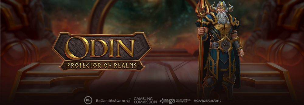 Odin Protector Of The Realms Slot By Play'n Go Genius Gambling