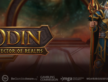 Odin Protector Of The Realms Slot By Play'n Go First Look Releasing 29/07/2021