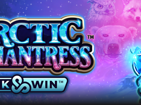 Arctic Enchantress Link And Win Slot By Neon Valley Studios Announcement