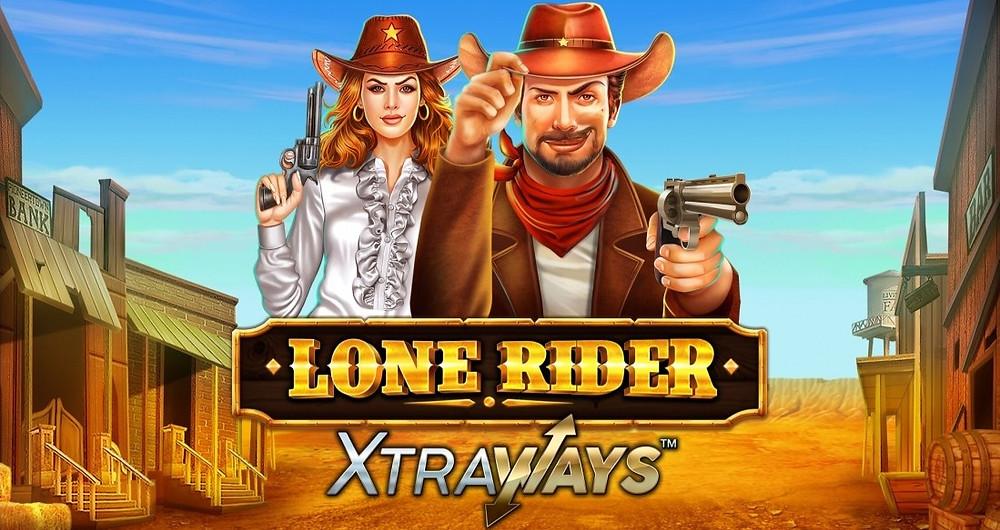 Lone Rider XtraWays Slot Review By Swintt