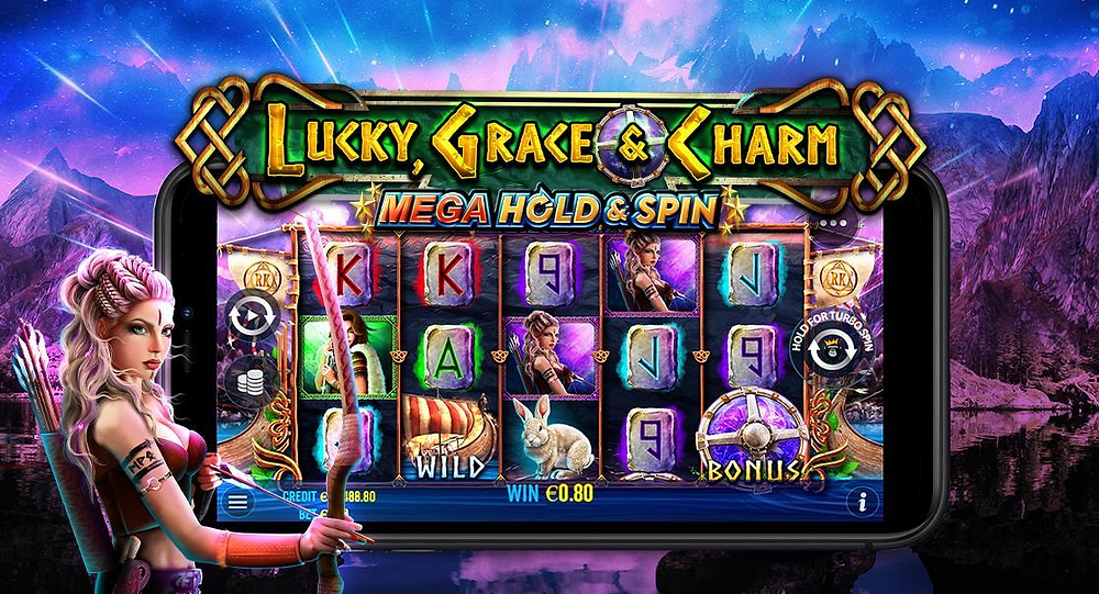 Lucky Grace And Charm Slot Mega Hold And Spin By Pragmatic Play Genius Gambling