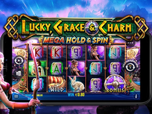 Lucky Grace And Charm Slot Mega Hold And Spin By Pragmatic Play Review