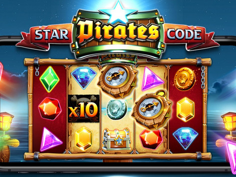 Star Pirates Code Slot By Pragmatic Play Preview