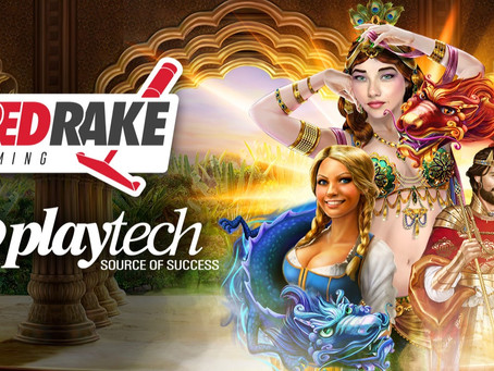 Red Rake Gaming have signed a distribution deal with Playtech