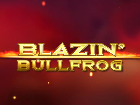 Blazin' Bullfrog Slot By Play'n Go Review